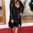 Tia Carrere arrives at the Paramount Pictures premiere of No Strings Attached - Stock Photo