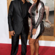 "Chris ""Ludacris"" Bridges and guest arrive at the Paramount Pictures premiere of No Strings Attached — Stock fotografie"