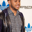 Stock Photo: Eric Gordon arrives at NBAll-Star Weekend VIP party co-hosted by Adidas and Snoop Dogg