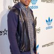 Eric Gordon arrives at the NBA All-Star Weekend VIP party co-hosted by Adidas and Snoop Dogg - Stock Photo
