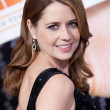 Jenna Fischer arrives at the world premiere of Hall Pass — Stock Photo
