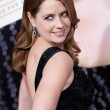 Royalty-Free Stock Photo: Jenna Fischer arrives at the world premiere of Hall Pass