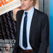 Owen Wilson arrives at the world premiere of Hall Pass — Stock Photo
