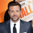 Jason Sudeikis arrives at the world premiere of Hall Pass — Stock Photo