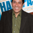 Oscar Nunez arrives at the world premiere of Hall Pass — Foto Stock
