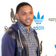 Eric Gordon arrives at the NBA All-Star Weekend VIP party co-hosted by Adidas and Snoop Dogg — Stock Photo
