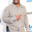 Stock Photo: Carey Davis arrives at NBAll-Star Weekend VIP party co-hosted by Adidas and Snoop Dogg