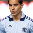 Stock Photo: Omar Bravo before game