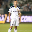 Landon Donovan during the game - Stock Photo