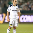 Landon Donovan during the game — Stock Photo
