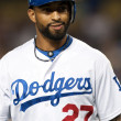 Matt Kemp during the game — Stock Photo #15465517