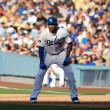 Matt Kemp during the game — Stock Photo