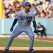 Matt Kemp during the game — Stock Photo #15469899
