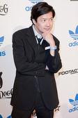Actor ken jeong llega en el all-star nba fin de semana de fiesta vip copatrocinada por adidas y snoop dogg — Foto de Stock