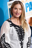 Christina Applegate arrives at the world premiere of Hall Pass — Stock Photo
