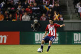 Carlos Borja in action during the game — Stockfoto