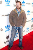 Actor Richard Steidt arrives at the NBA All-Star Weekend VIP party co-hosted by Adidas and Snoop Dogg — Foto de Stock