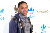 Eric Gordon arrives at the NBA All-Star Weekend VIP party co-hosted by Adidas and Snoop Dogg — Foto de Stock
