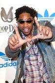 Hollywood llega en el all-star nba fin de semana de fiesta vip copatrocinada por adidas y snoop dogg — Foto de Stock