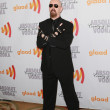 Rob Halford lead vocalist of Judas Priest arrives at 21st Annual GLAAD MediAwards — Stock Photo #16339089
