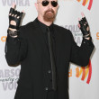 Rob Halford lead vocalist of Judas Priest arrives at the 21st Annual GLAAD Media Awards — Stock Photo