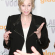 Jane Lynch arrives at the 21st Annual GLAAD Media Awards — Stock Photo #16339477