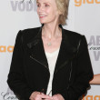 Jane Lynch arrives at the 21st Annual GLAAD Media Awards — Stock Photo #16339479