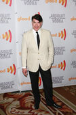 Bryan Batt arrives at the 21st Annual GLAAD Media Awards — Stock Photo