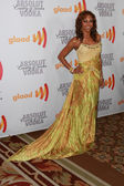 Holly Robinson Peete arrives at the 21st Annual GLAAD Media Awards — Stock Photo