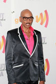 RuPaul arrives at the 21st Annual GLAAD Media Awards — Stock Photo