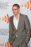 Mark Salling arrives at the 21st Annual GLAAD Media Awards — Stock Photo