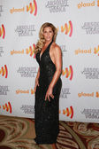 Candis Cayne arrives at the 21st Annual GLAAD Media Awards — Stock Photo