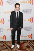 Kevin McHale arrives at the 21st Annual GLAAD Media Awards — Stock Photo