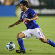 Stock Photo: Club Americvs Cruz Azul game at Rose Bowl
