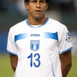 Carlo Costly before game — Stock Photo #16340695