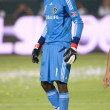 Donovan Ricketts during the Major League Soccer game — Stock Photo