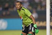 Donaldo Morales during the game — Stock Photo