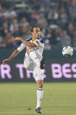 Landon Donovan in action during the game — Stock Photo