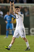 Robbie Keane during the game — Stock Photo