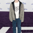 ZACHARY GORDON arrives at Paramount Pictures Justin Bieber: Never Say Never premiere — Foto de Stock