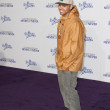 ������, ������: CHRIS BROWN arrives at the Paramount Pictures Justin Bieber: Never Say Never premiere