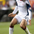 Benny Feilhaber in action during the game — Stock Photo #16989013