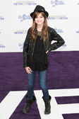 CIARA BRAVO arrives at Paramount Pictures Justin Bieber: Never Say Never premiere — Stock Photo