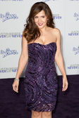 MARIA CANALS-BARRERA arrives at the Paramount Pictures Justin Bieber: Never Say Never premiere — Stock Photo