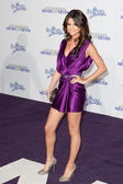 SELENA GOMEZ arrives at the Paramount Pictures Justin Bieber: Never Say Never premiere — Stock fotografie