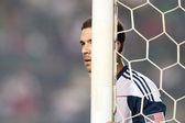 Benny Feilhaber during the game — Stock Photo