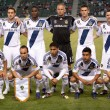 Galaxy starting 11 before CONCACAF Champions League game — Stock Photo #16990229