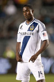 Edson Buddle shows his disappointment during the Major League Soccer game — Stock Photo