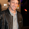 Tony Hawk arrives at Paramount Studios - Stock Photo