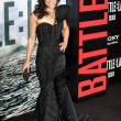 Stock Photo: Michelle Rodriguez arrives at Columbia Pictures premiere